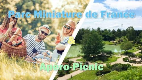Découverte du Parc Miniature de France & Ile de Loisirs