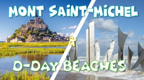 Weekend Mont Saint Michel & D-Day Beaches - Festival Folklore