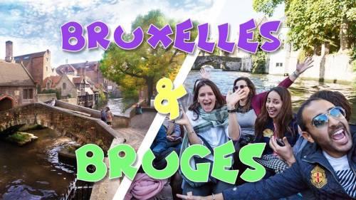Complet - Weekend Bruges & Bruxelles - soldes 79,9€