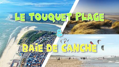 LeTouquet Plage - LONG DAY TRIP