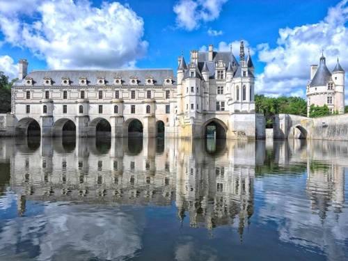 Château de Chenonceau & Tours