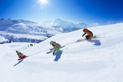 COMPLET - Long weekend au ski tout inclus 3 jours