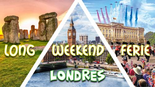 Long weekend férié JUIN ☼ LONDRES & Trooping the Colour 2019 ※