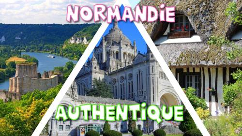 Excursion Normandie Authentique 29,9€ Super Promo