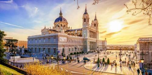 Voyage presque privé Madrid 4 jours à partir de 269,9€