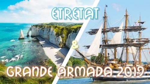 Découverte Etretat & Rouen - Special Grande Armada 2019