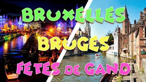 Weekend Bruges & Bruxelles 27/07