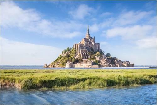 Weekend Mont Saint Michel & Deauville & Honfleur