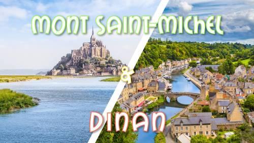 Weekend Mont Saint Michel & Dinan : 85€ Promo