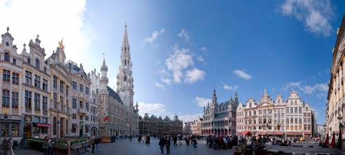 Long Weekend Bruges, Gent, Anvers & Bruxelles: lundi jour férié