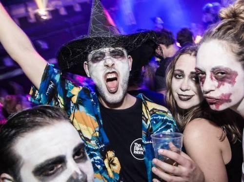 Halloween PubCrawl • Thursday 31st • PROMO 5€ ladies
