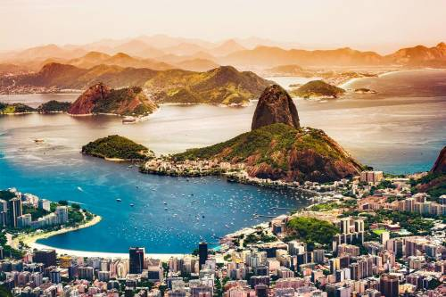 Voyage de rêve au Carnaval de Rio - vol direct, 3*, low cost