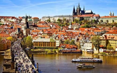 Long week-end Nouvel An PRAGUE et Karlovy Vary - voyage maintenu