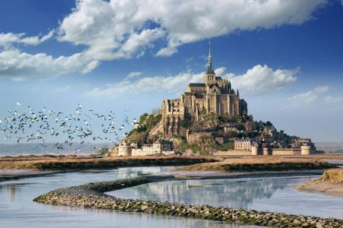 Weekend Mont Saint Michel & Deauville & Honfleur: 24-25 avril