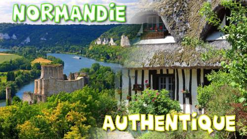Normandie Authentique - 29,9€ DAY TRIP - 12 juin
