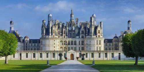 Château de Chambord & Dégustation incluse
