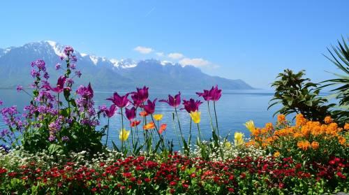 Long summer weekend Suisse, lacs & montagnes 5-8 août