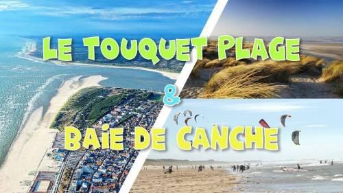 Le Touquet Plage & Baie de Canche - LONG DAY TRIP - 22 août