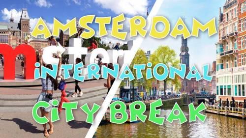 Amsterdam Citybreak - Heritage Days & Fringe Festival 2021 - 11+12 septembre