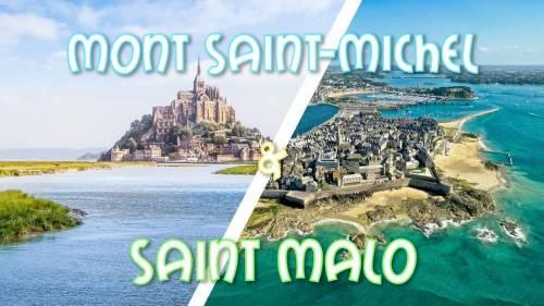 Weekend Mont Saint Michel & Saint Malo   18-19 septembre