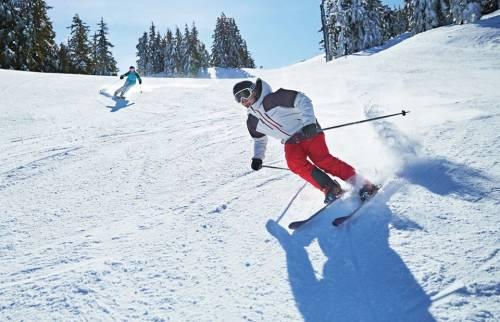 Long week-end ski 14-16 janvier 2022