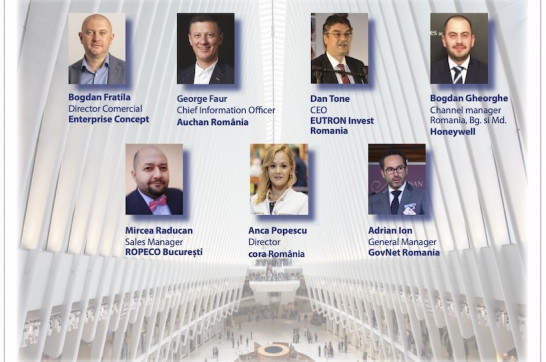 Eutron a participat la conferința GOVNET Retail Tech 2021 pentru a prezenta noile soluții Click&Collect