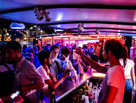 International Boat Party - Open Bar & Free entrance
