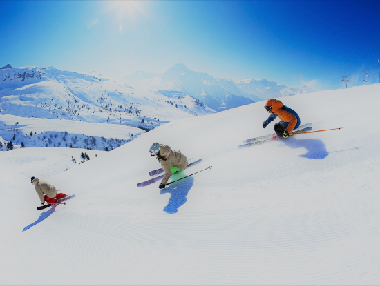 Long weekend ski 24-26 janvier 2020