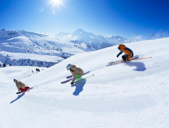 Long weekend ski 14-16 février 2020