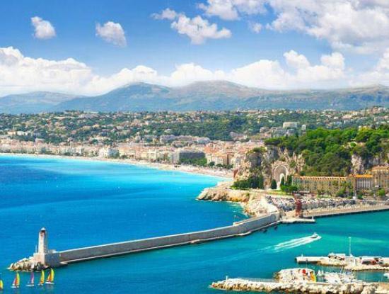 Summer weekend ☼ Côte d'Azur ※ Août 2020