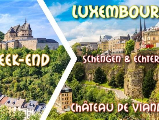 Week-end Luxembourg City & incontournables du Grand-Duché 2020