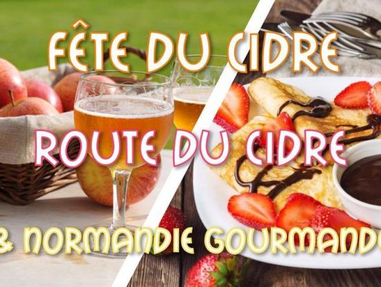 Fête du Cidre 2020 & Route du Cidre & Deauville - DAY TRIP