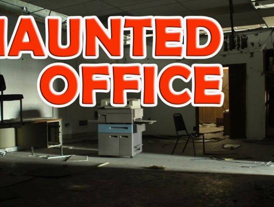 Halloween - Haunted Office Party - Soirée dans un bureau hanté