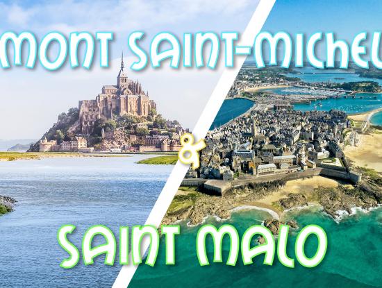 Weekend Mont Saint Michel & Saint-Malo