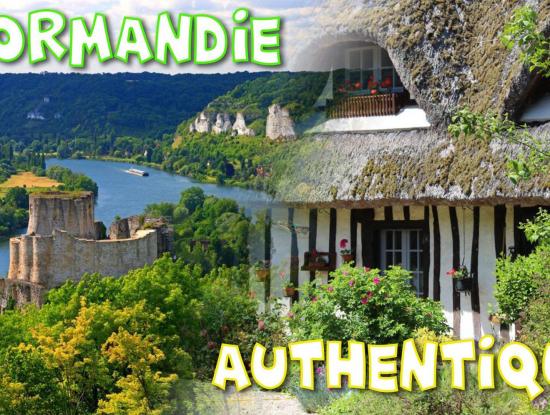 Normandie Authentique - 29,9€ DAY TRIP - 12 juin