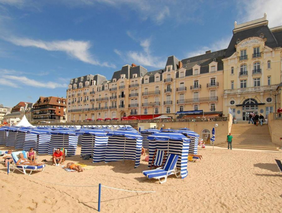 Cabourg : Plage & Architecture - LONG DAY TRIP - 28 août