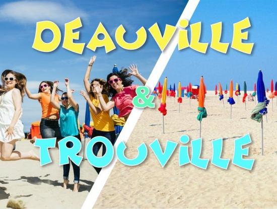 Deauville & Trouville - DAY TRIP - 17 octobre
