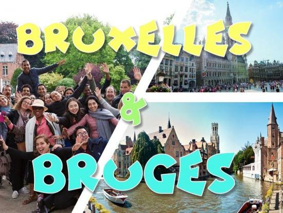 Weekend Bruges & Bruxelles - 13-14 novembre