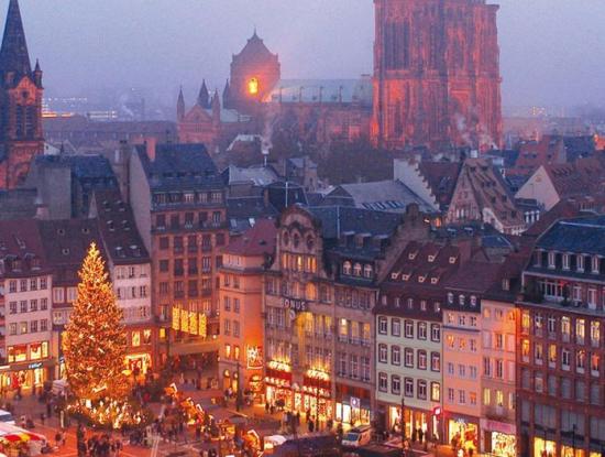 Marché de Noel à Strasbourg & Colmar 2021 - 18-19 décembre