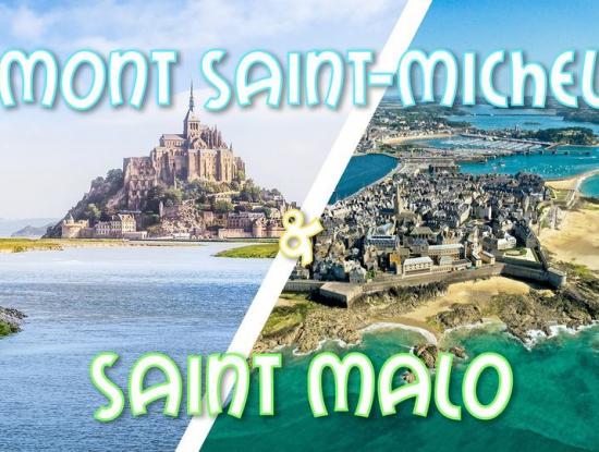 Weekend Mont Saint Michel & Saint Malo | 22-23 janvier