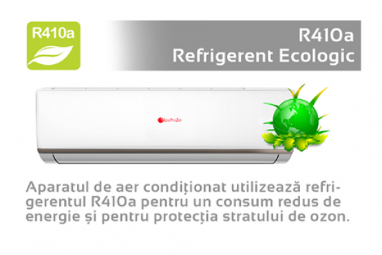 Refrigerent ecologic