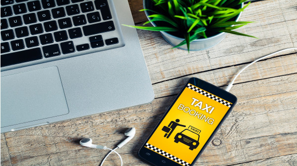 Software Android & iOS Taxi App Development