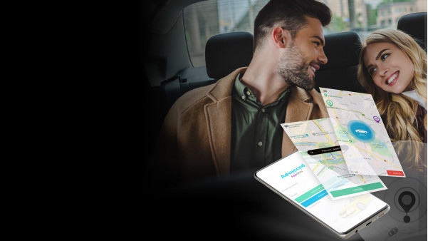 Softuri Aplicatie Mobile Android & iOS Taxi si RideSharing