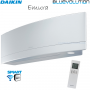 Aparat de aer conditionat Daikin Emura Bluevolution R-32 FTXJ35MW+RXJ35M Inverter 12000 BTU/h,  Control Wi-Fi, Ochi Inteligent, Programator 24 de ore, Flux de Aer 3D, 20 dB, Clasa A++